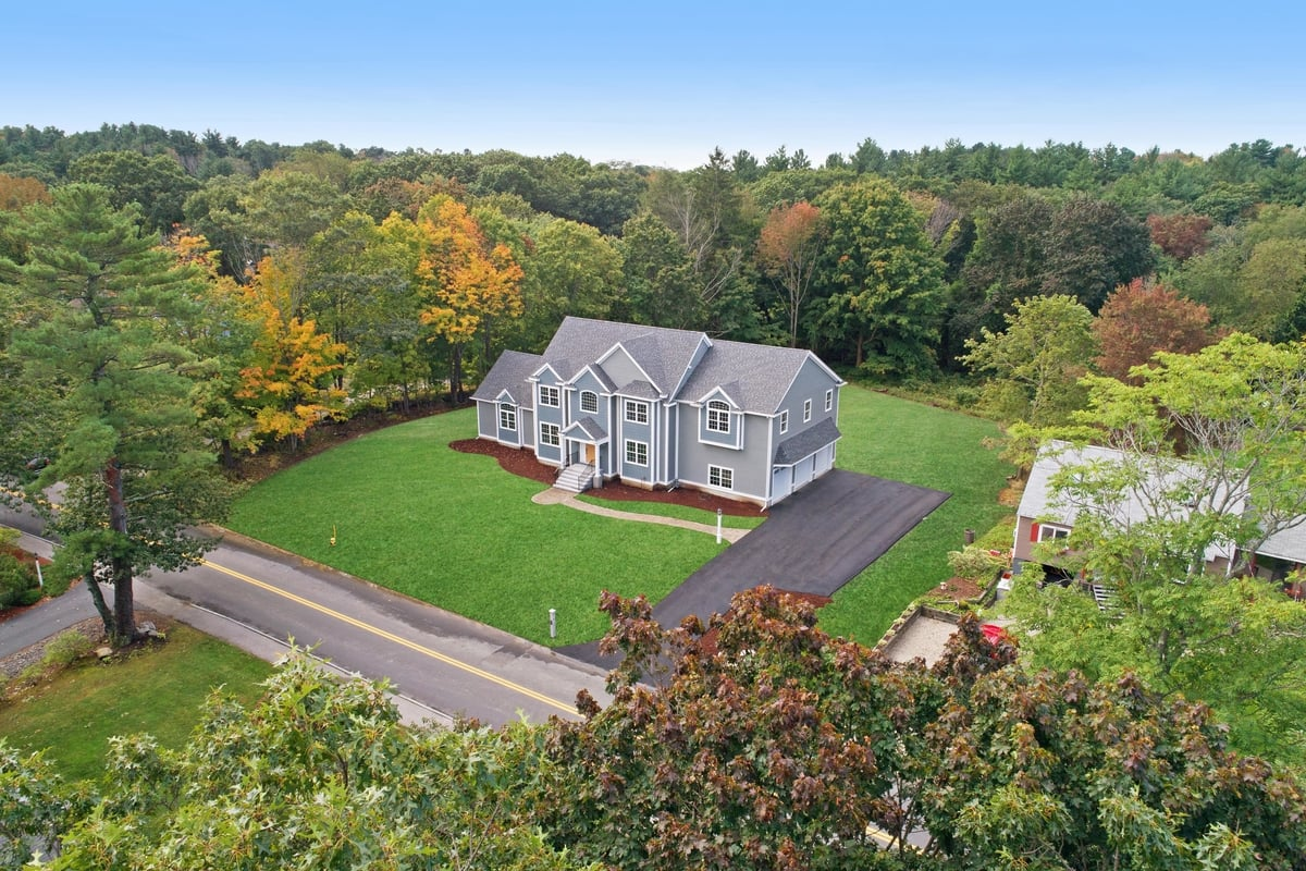Aerial Photography in Andover, MA